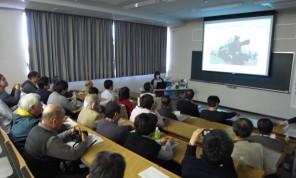 「3月7日(土)新津鉄道資料館ボランティア育成事業 キックオフ講演会を開催しました」の写真