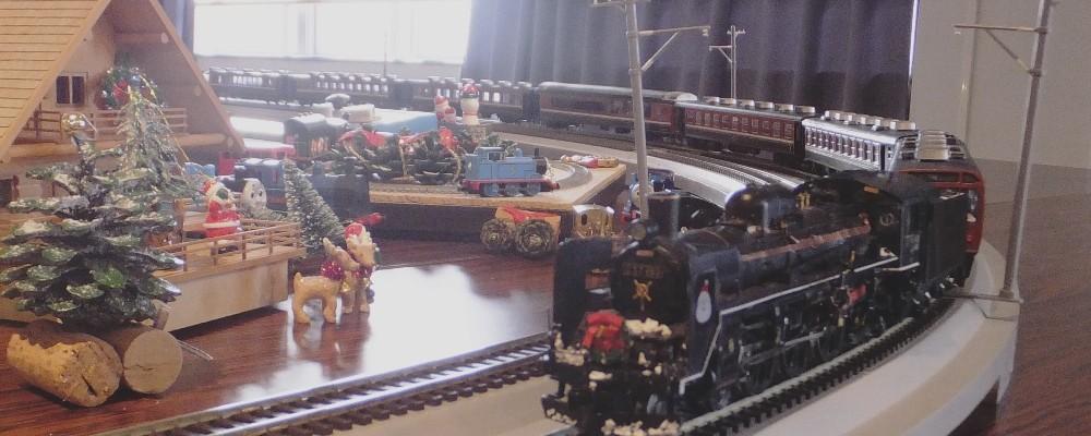 「萬代鉄道模型同好会」の写真
