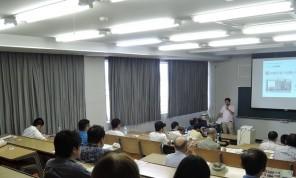 「2016年7月17日 四国鉄道文化館 特別講演会「十河信二と四国鉄道文化館」」の写真