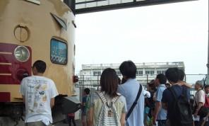 「2016年7月16~17日電車ぴかぴか大作戦」の写真