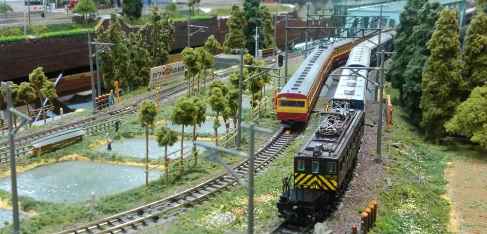「鉄道模型走行会(鉄道ジオラマ新潟)」の写真