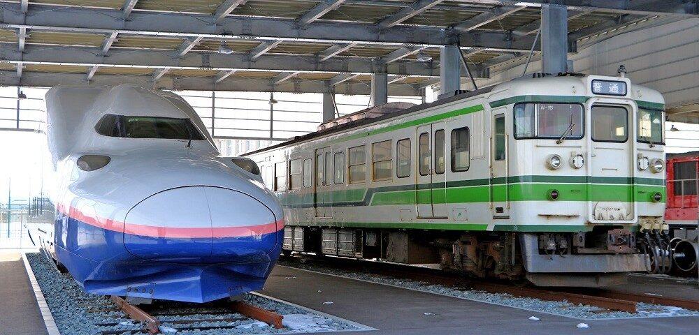 「実物車両スタンプラリー(土・日・祝日限定)」の写真