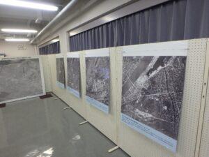 新潟駅周辺の空中写真01