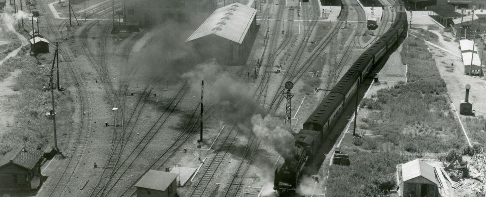 「瀬古さんの写真でたどる鉄道まち歩き 新潟駅編」の写真