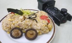 「SL五目焼飯 800円」の写真