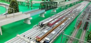 「鉄道模型走行会(新潟趣味鉄振興会)」の写真