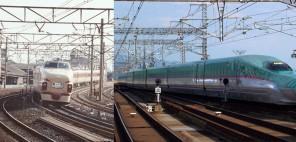 「鉄道講演会「上野発の在来線特急 ― 新幹線開業以前」」の写真
